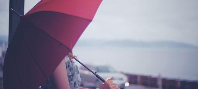 梅雨と湿気